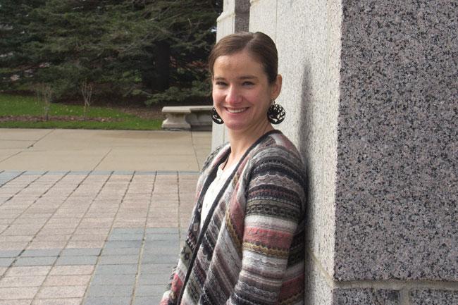 Lauren Rein, Academic Assessment Specialist