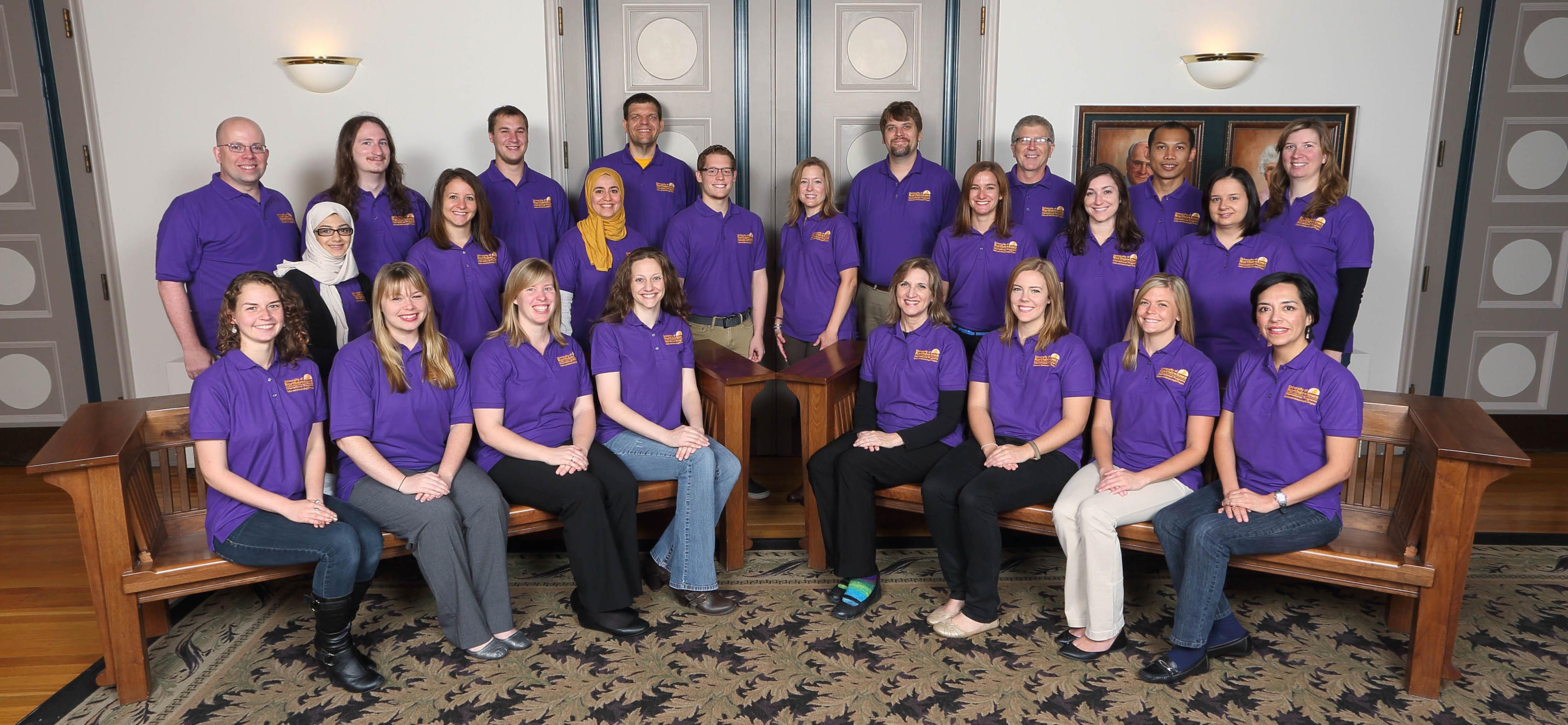 CIEP Staff 2014